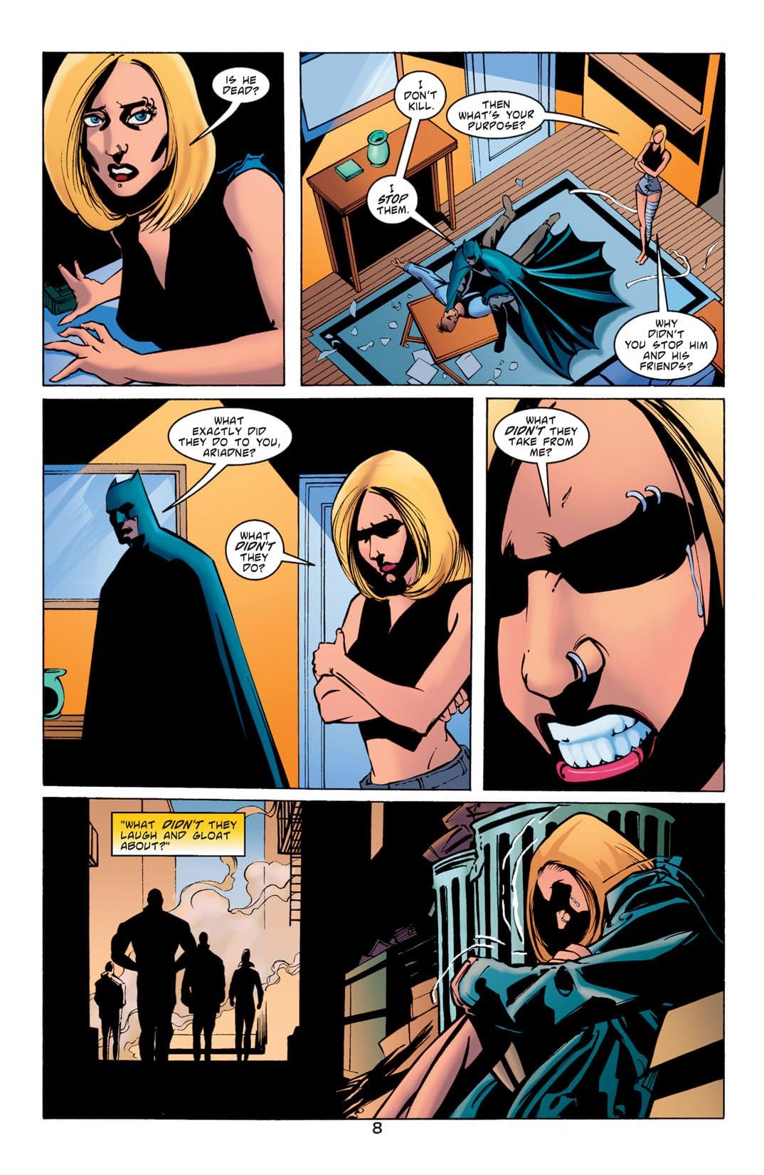 Batman: Gotham Knights #36