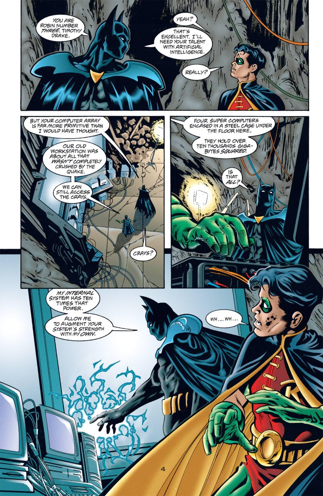 Detective Comics (1937-2011) #1000000