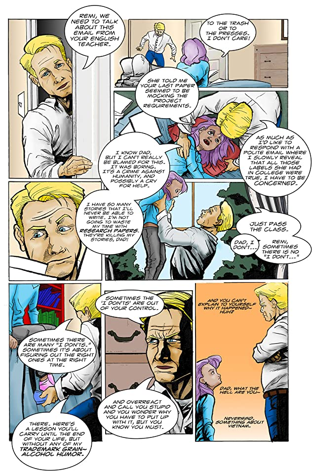 click for super-sized previews of The Wonderful Wheels #1