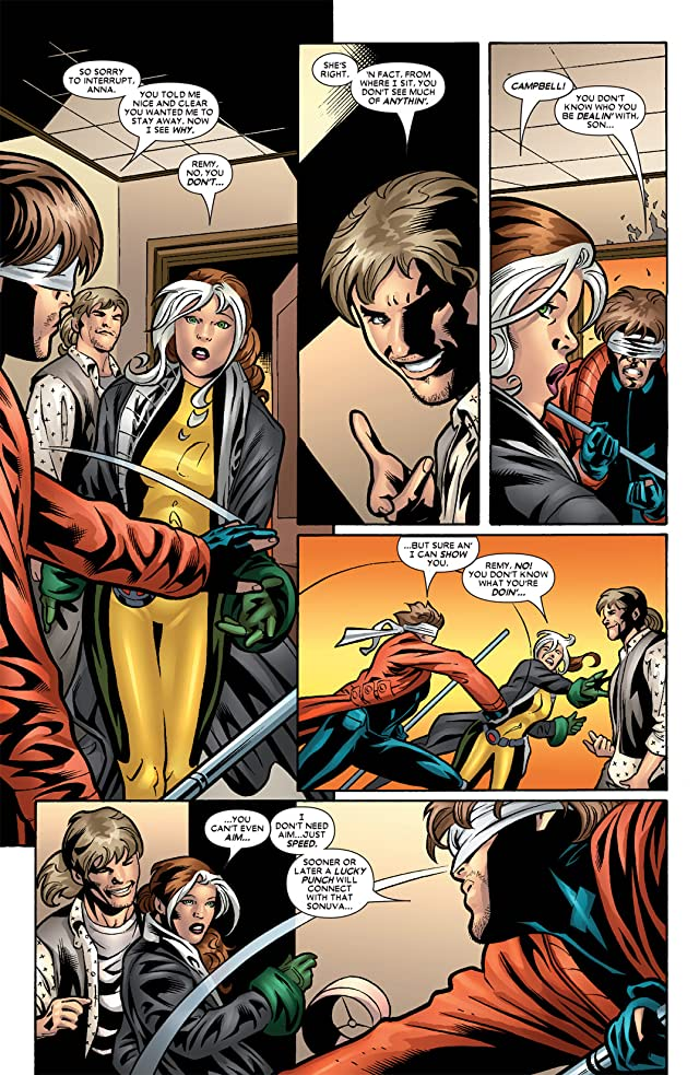 click for super-sized previews of Rogue (2004-2005) #5