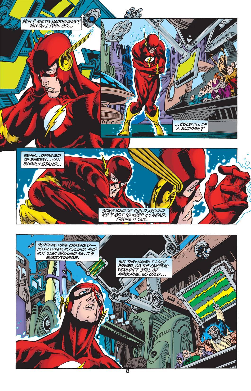 The Flash (1987-2009) #1000000