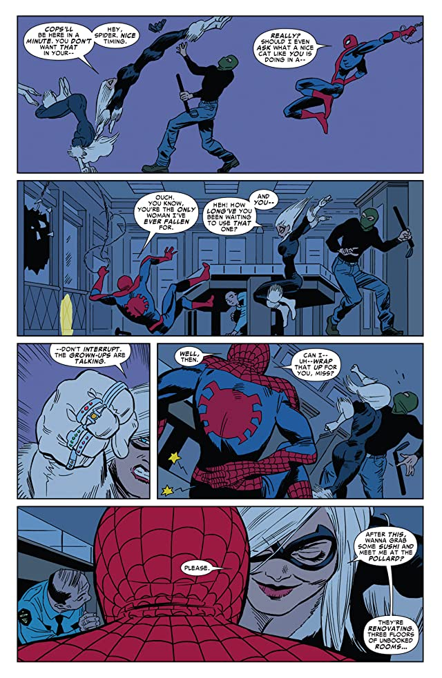 click for super-sized previews of Amazing Spider-Man Presents: Black Cat #1