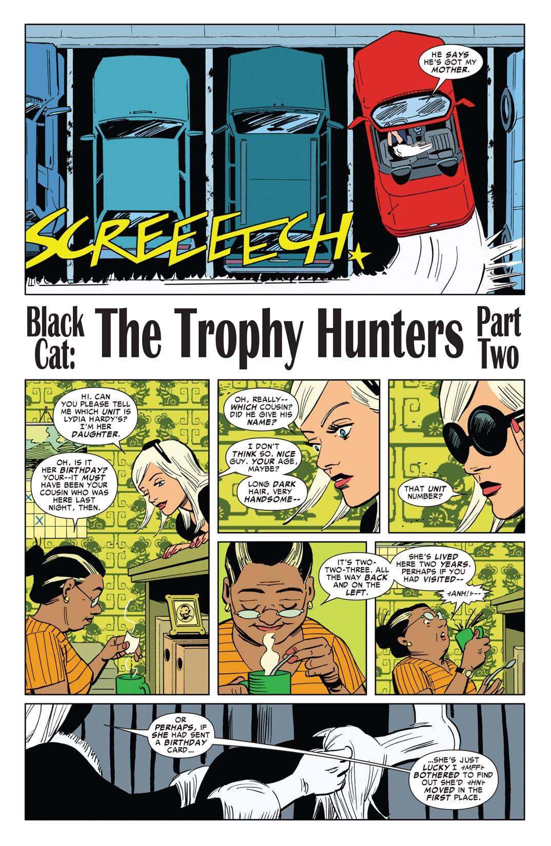 Amazing Spider-Man Presents: Black Cat #2 (of 4)