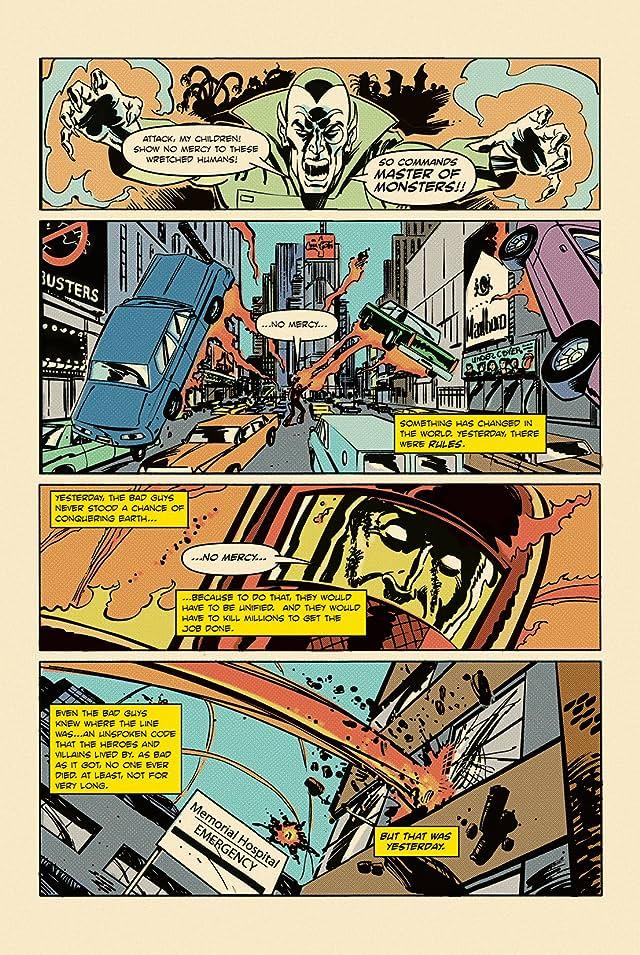 Saga Of A Doomed Universe #2