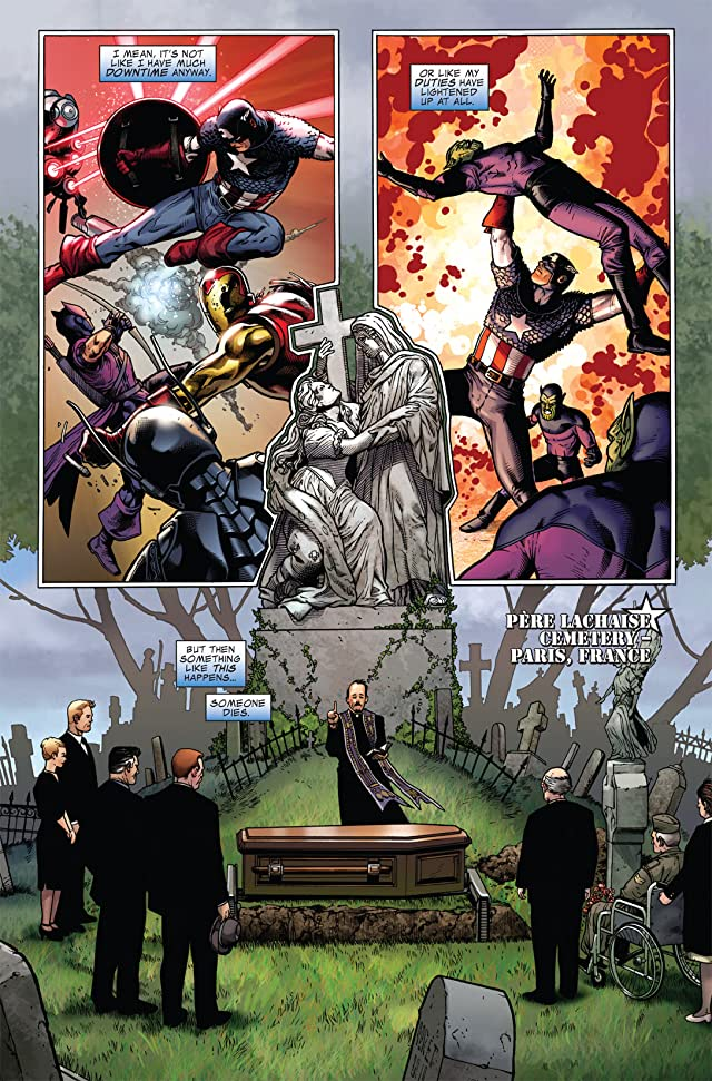 click for super-sized previews of Captain America (2011-2012) #1