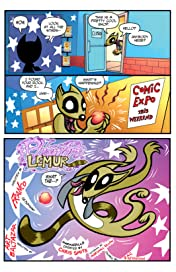 The Phantom Lemur #1