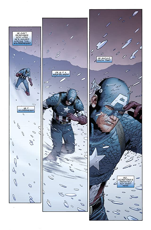 click for super-sized previews of Captain America (2011-2012) #2
