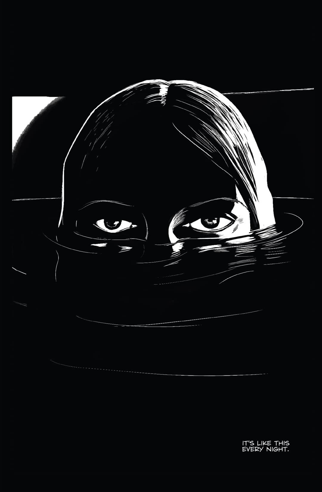 A Girl Walks Home Alone at Night #1