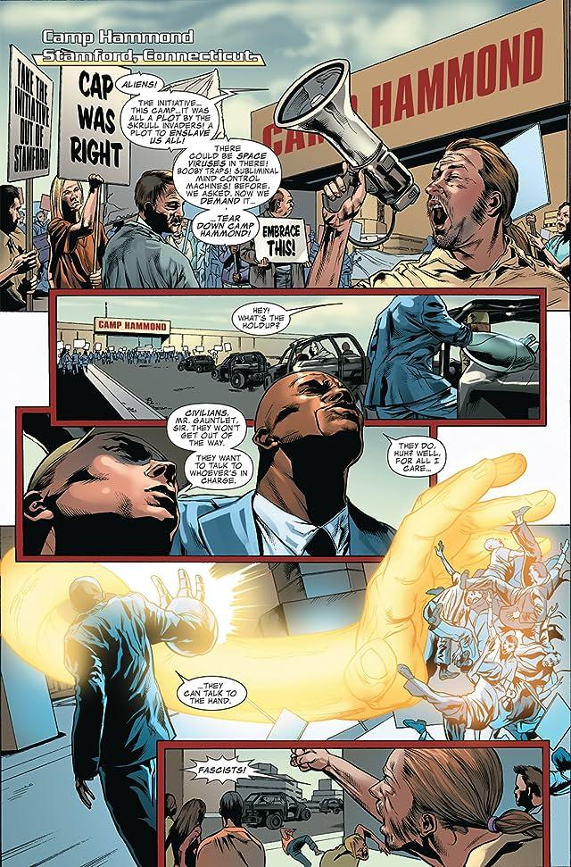 Avengers: The Initiative #20