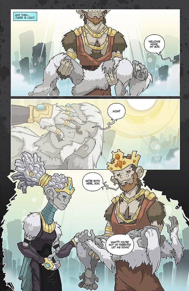 The Kingdom #6