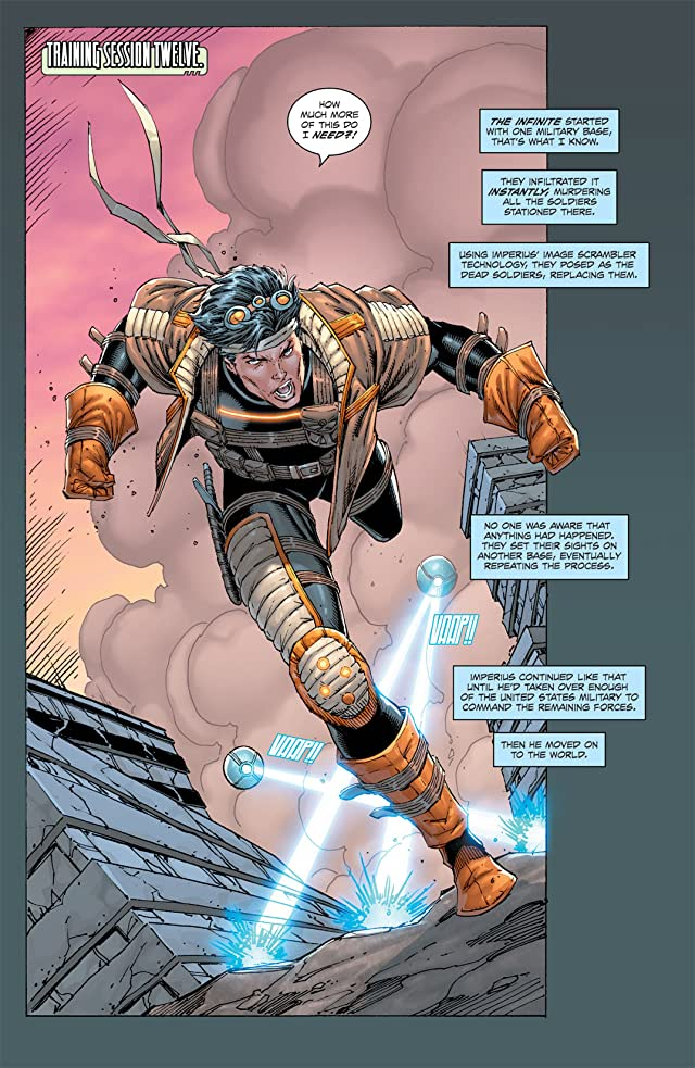 click for super-sized previews of The Infinite #2: Deluxe Edition