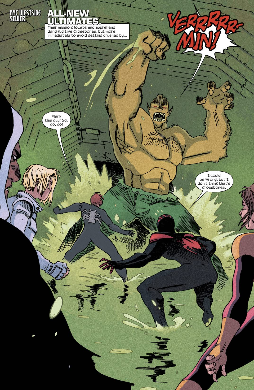 All-New Ultimates (2014-2015) #7