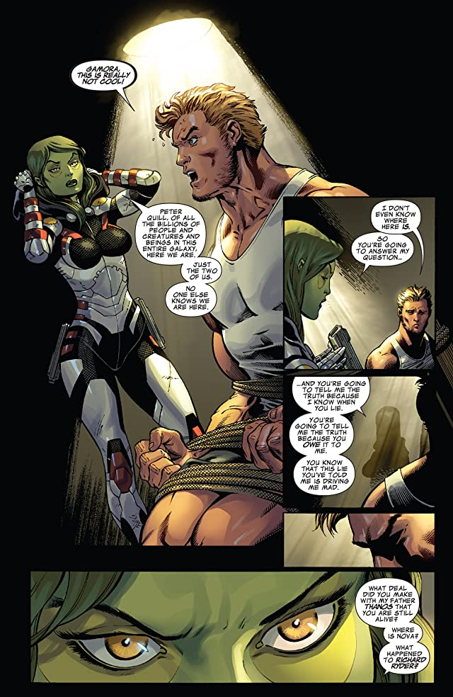 Guardians of the Galaxy (2013-2015) #18