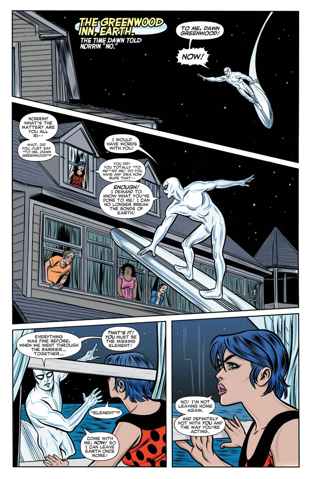Silver Surfer (2014-2015) #5