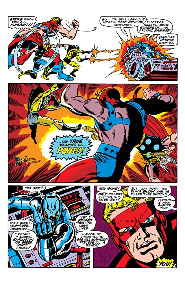 click for super-sized previews of Avengers (1963-1996) #68