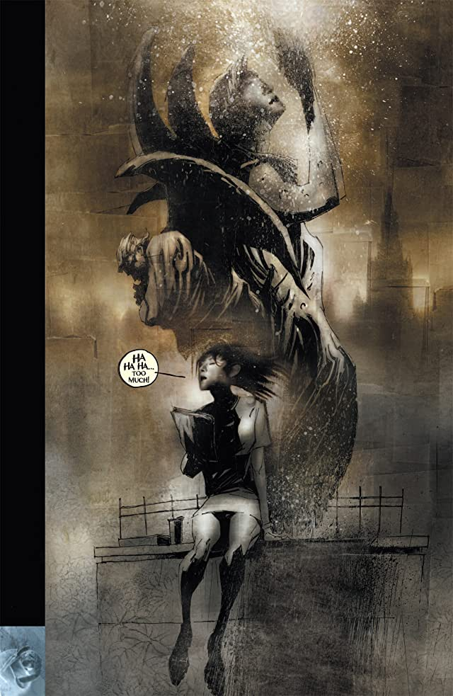 click for super-sized previews of Hellspawn #2