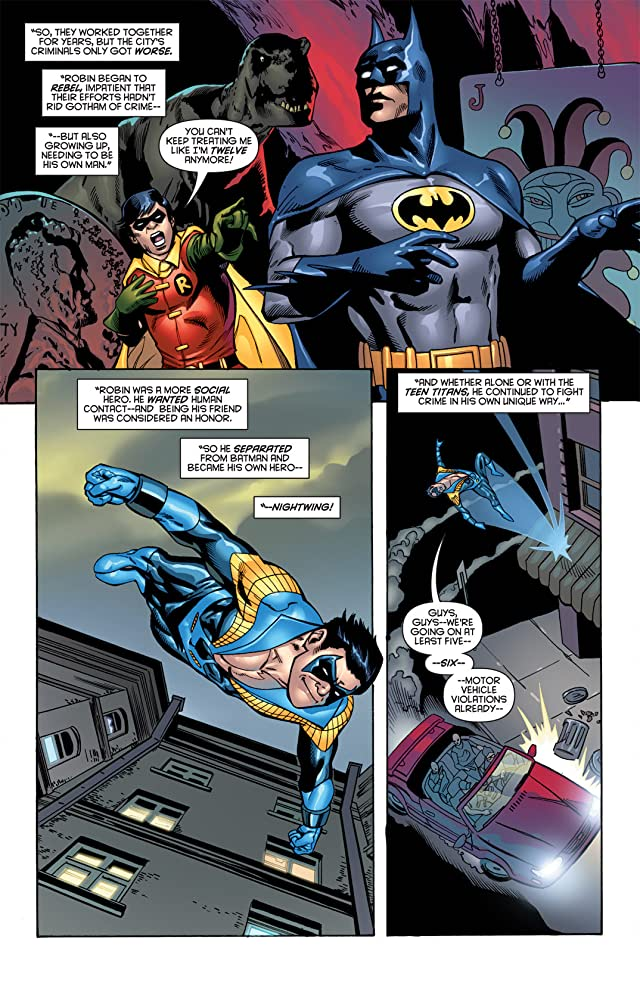click for super-sized previews of Batman (1940-2011) #713