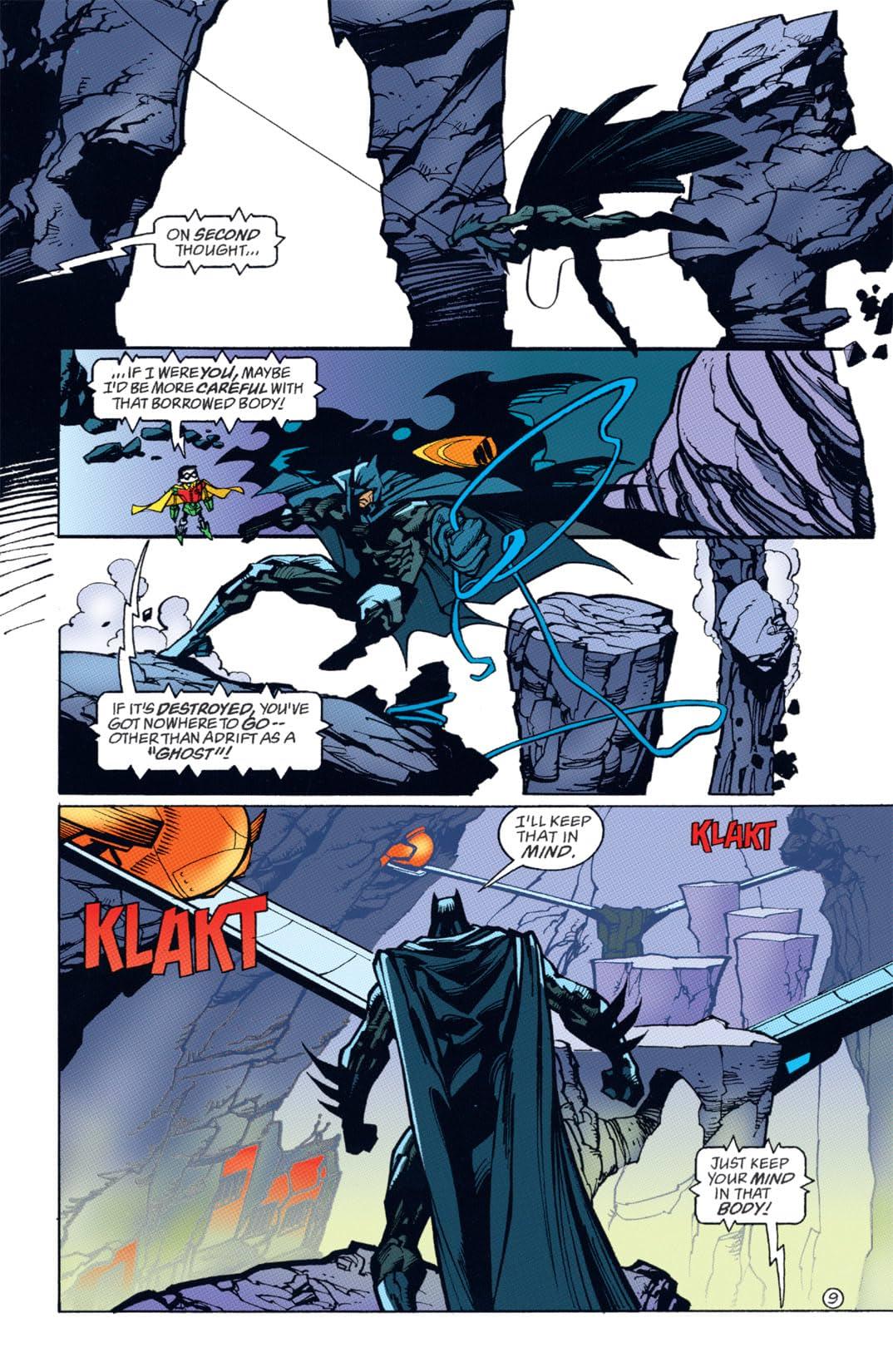 Batman (1940-2011) #1000000