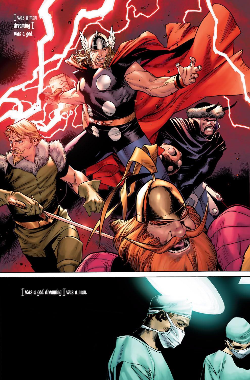 Thor (2007-2011) #1