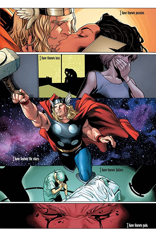 click for super-sized previews of Thor (2007-2011) #1
