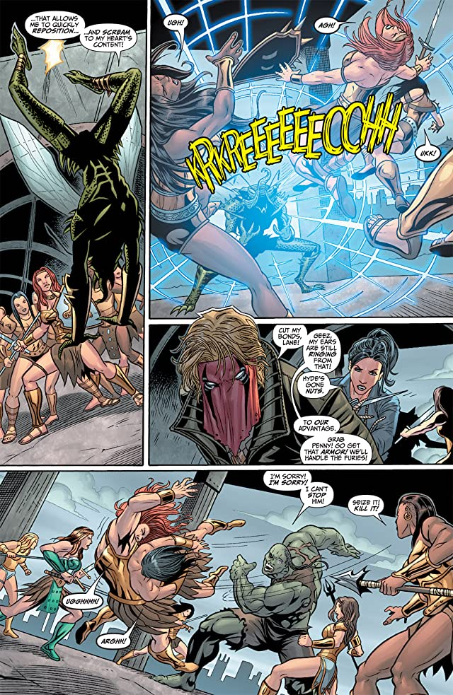 Flashpoint: Lois Lane and the Resistance #3 (of 3)