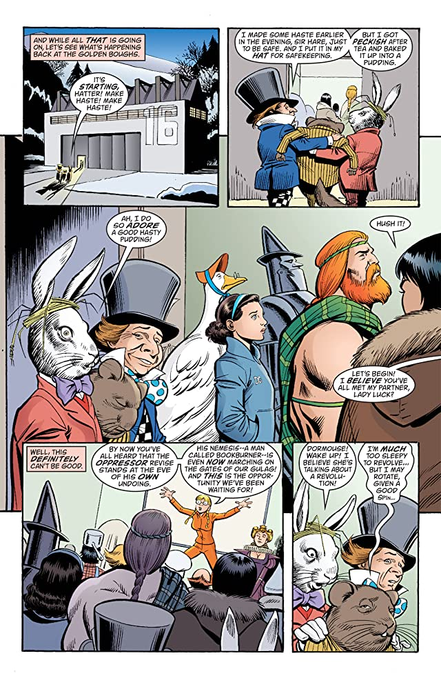 click for super-sized previews of Jack of Fables #27