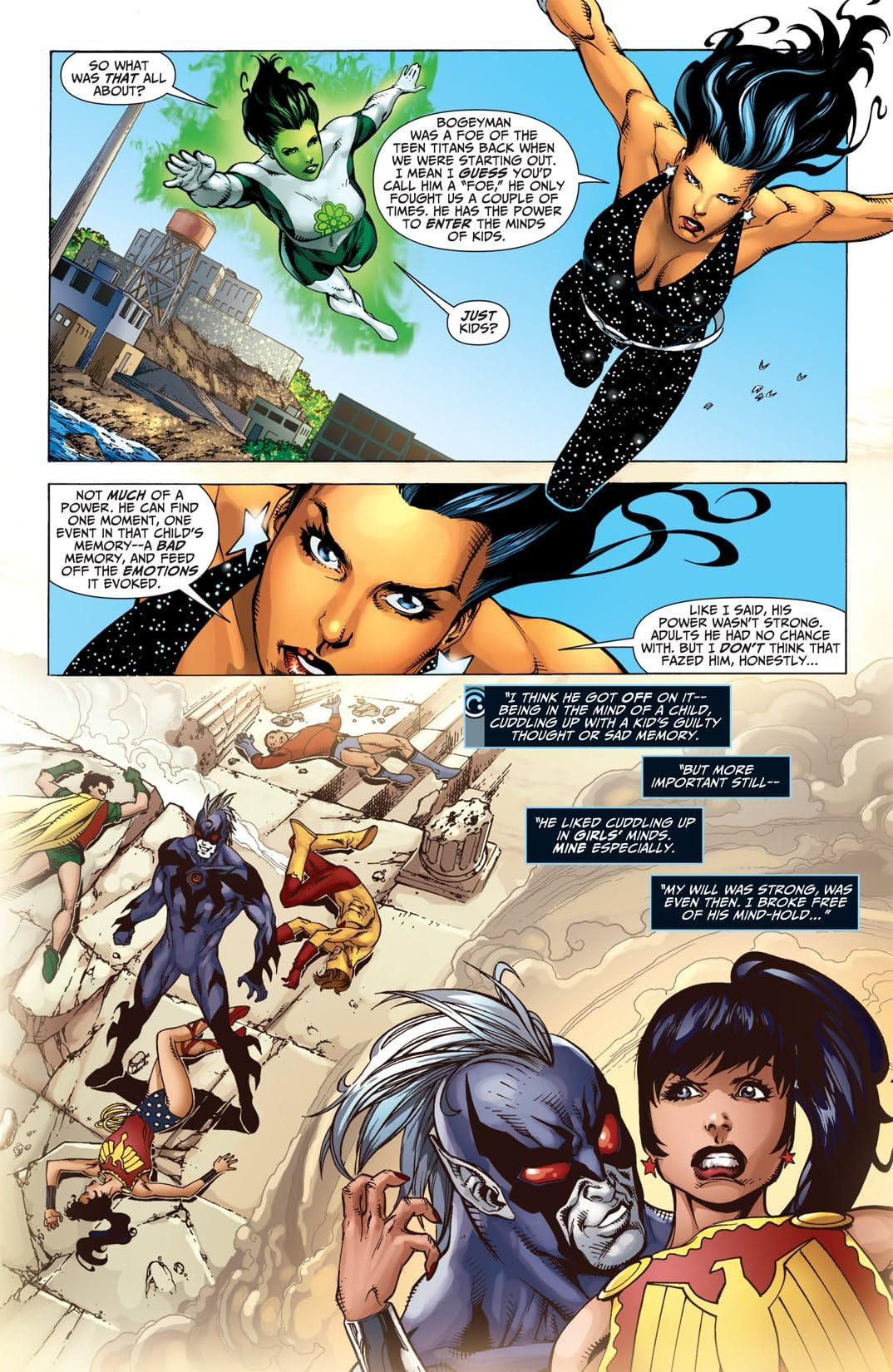 Justice League of America (2006-2011) #49