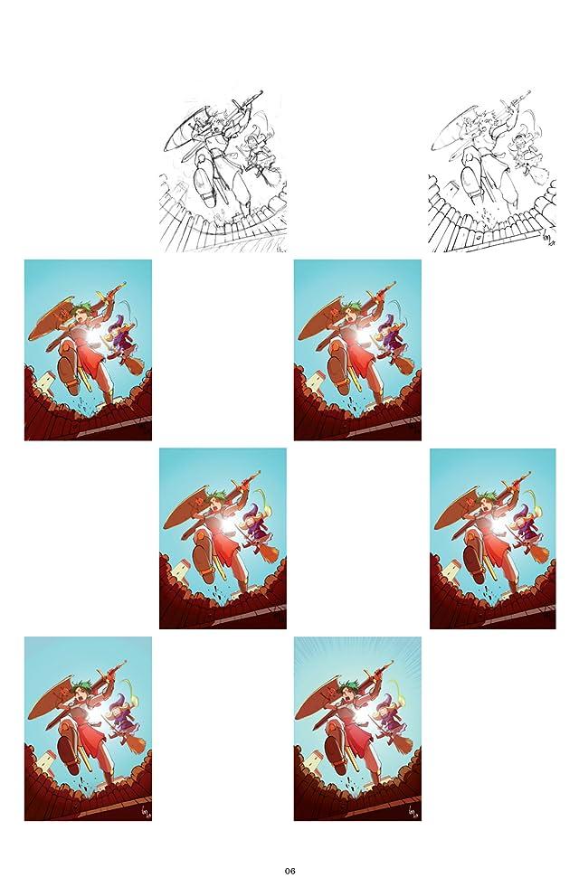 click for super-sized previews of Zero: JM Ken Niimura 2007-2009 Illustrations