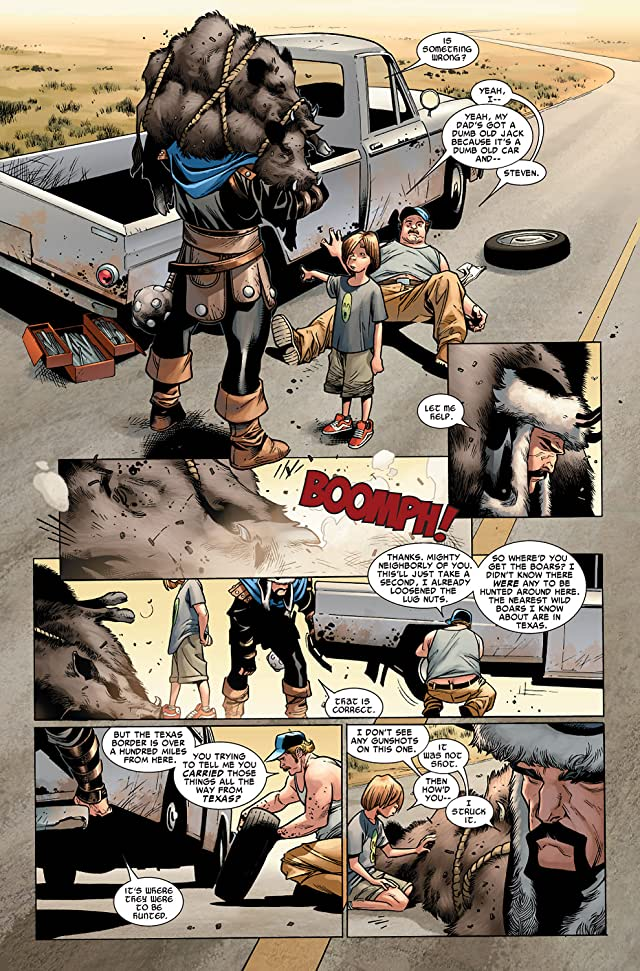 click for super-sized previews of Thor (2007-2011) #6