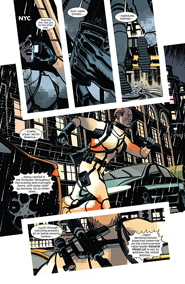 click for super-sized previews of Moon Knight (2014-) #7