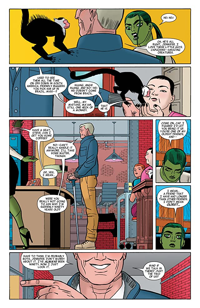 click for super-sized previews of She-Hulk (2014-) #8