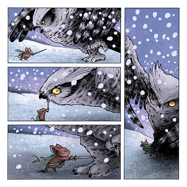 Mouse Guard: Winter 1152 #6 (of 6)