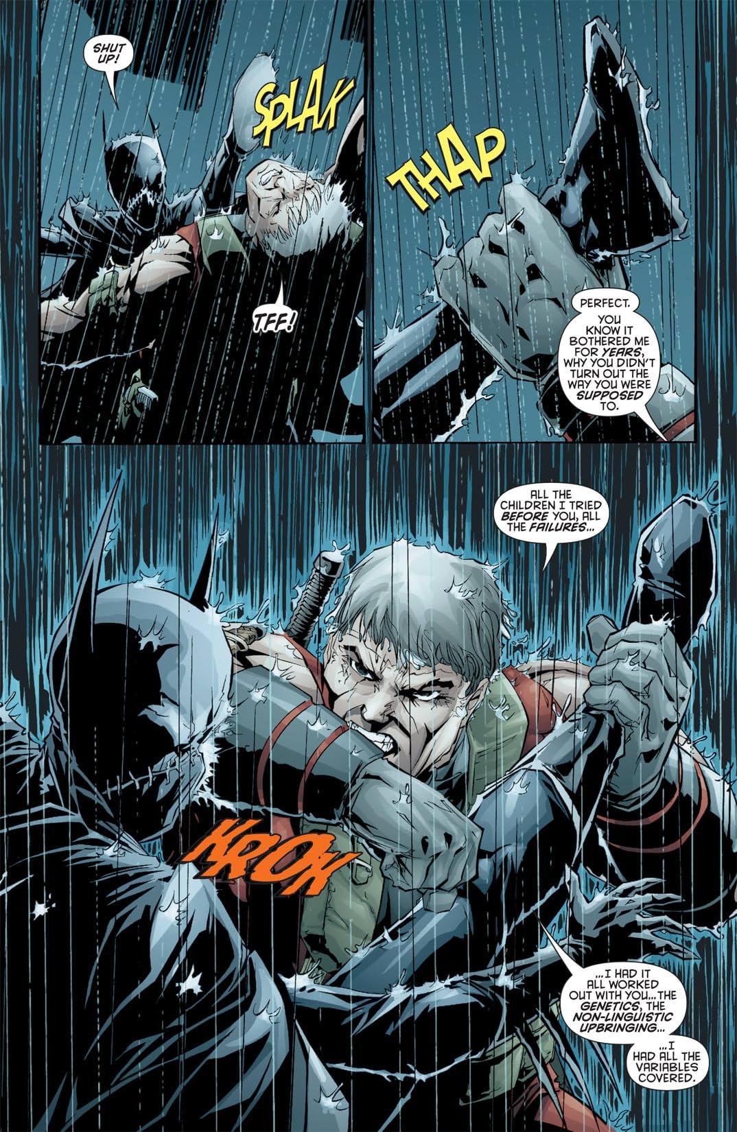 Batgirl (2008) #6 (of 6)