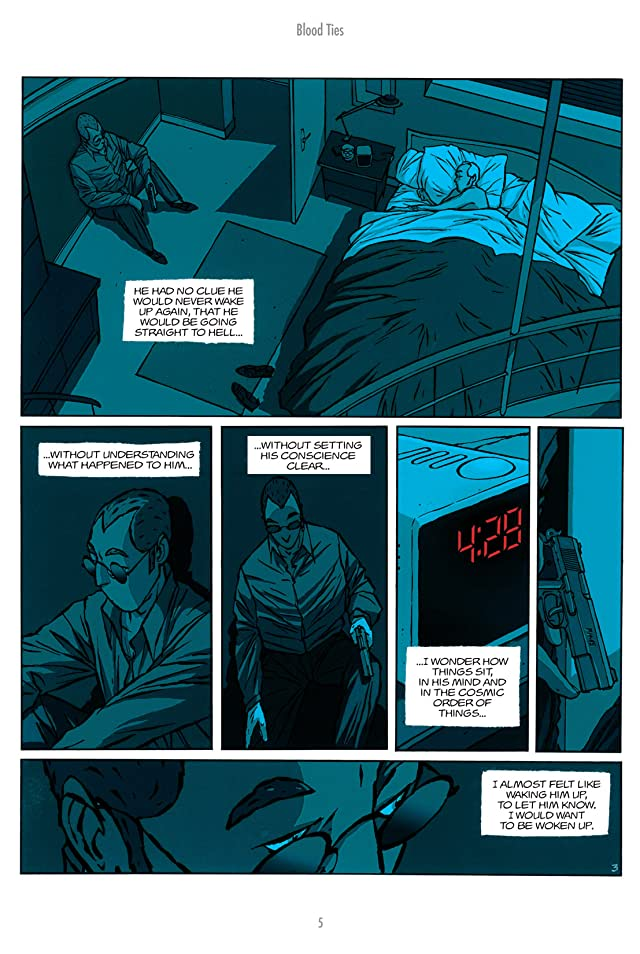 click for super-sized previews of The Killer #7 (of 10)