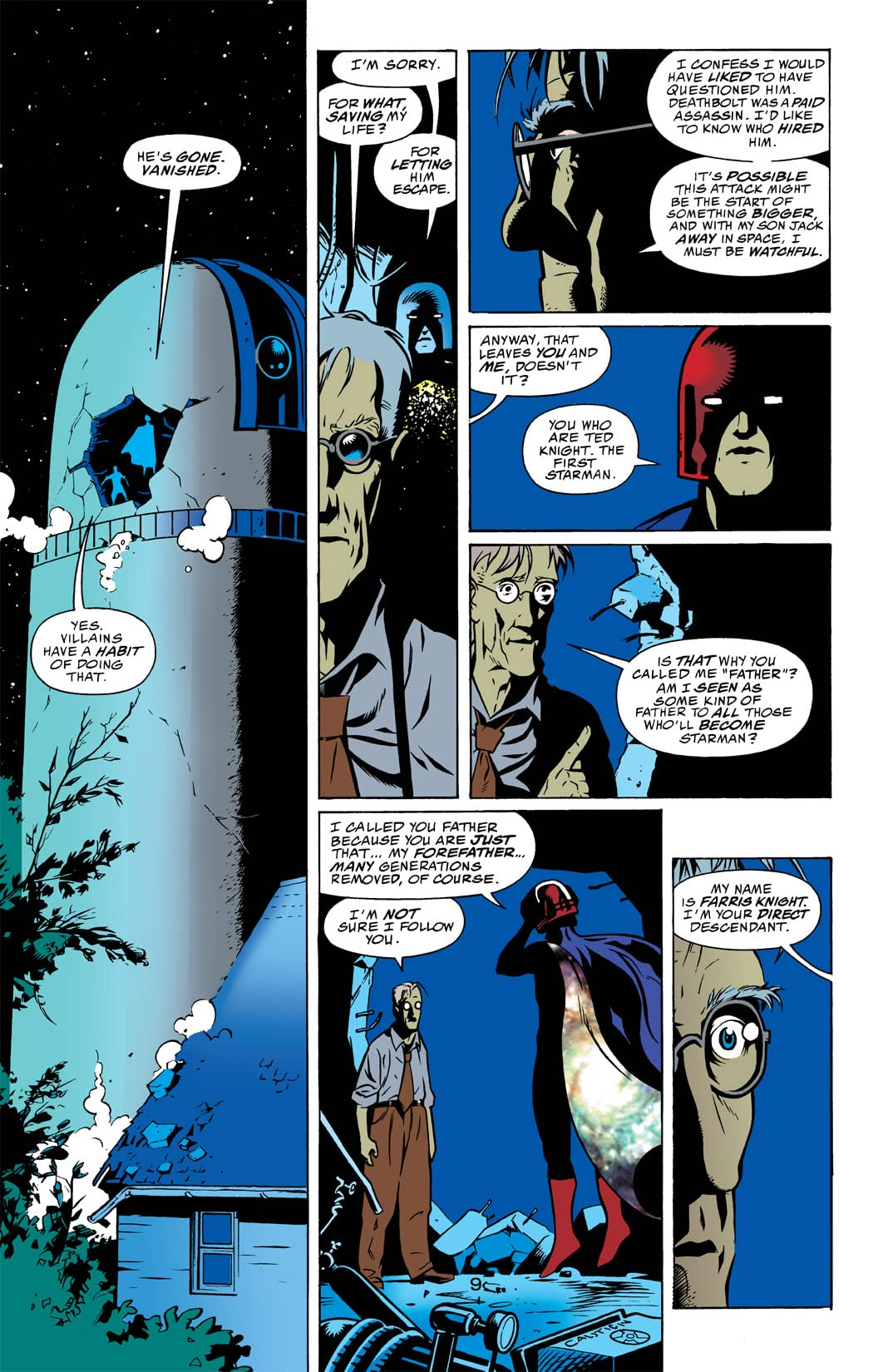 Starman (1994-2001) #1000000
