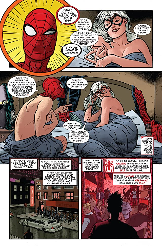 click for super-sized previews of Amazing Spider-Man (1999-2013) #622