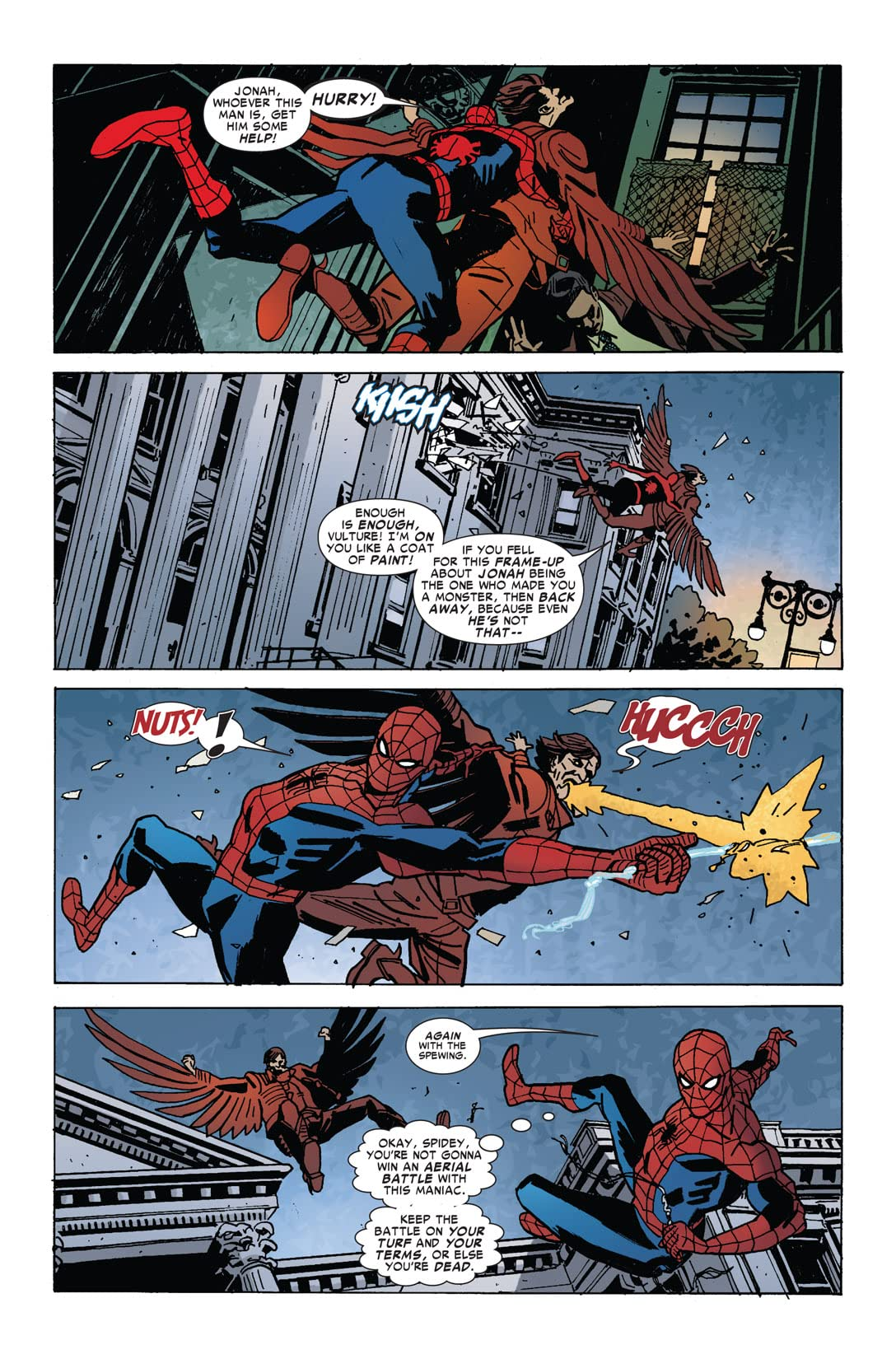 Amazing Spider-Man (1999-2013) #624