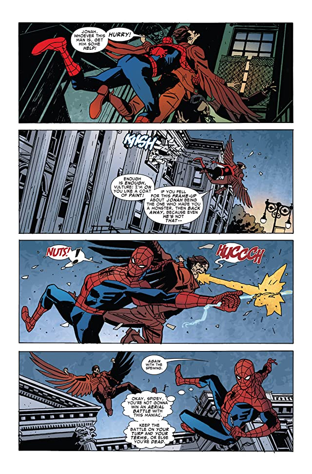 click for super-sized previews of Amazing Spider-Man (1999-2013) #624