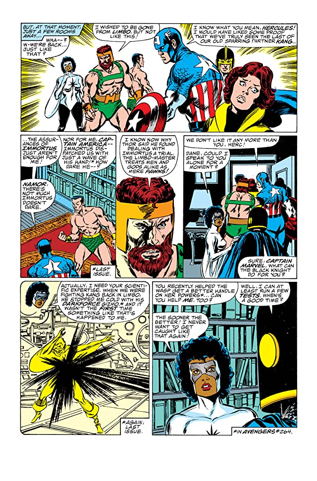 click for super-sized previews of Avengers (1963-1996) #270
