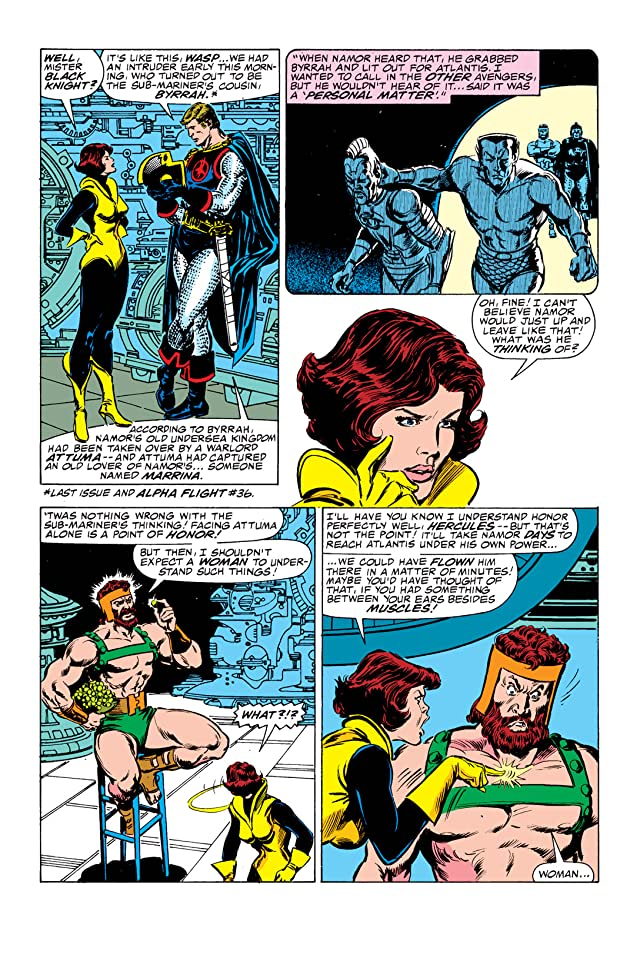 click for super-sized previews of Avengers (1963-1996) #271