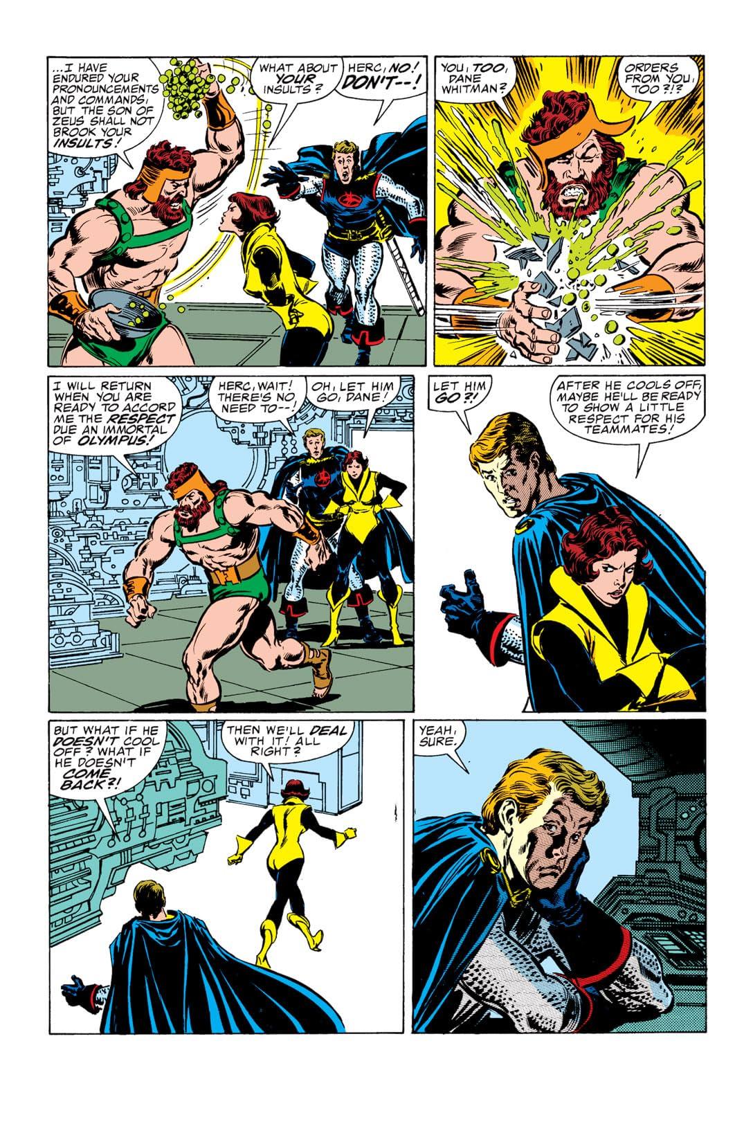 Avengers (1963-1996) #271