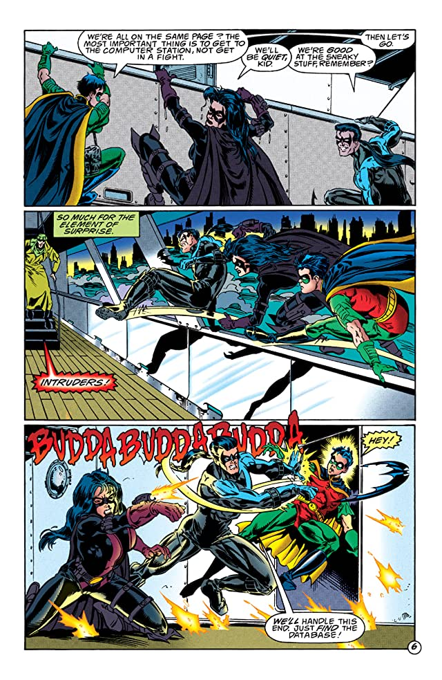click for super-sized previews of Robin (1993-2009) #33