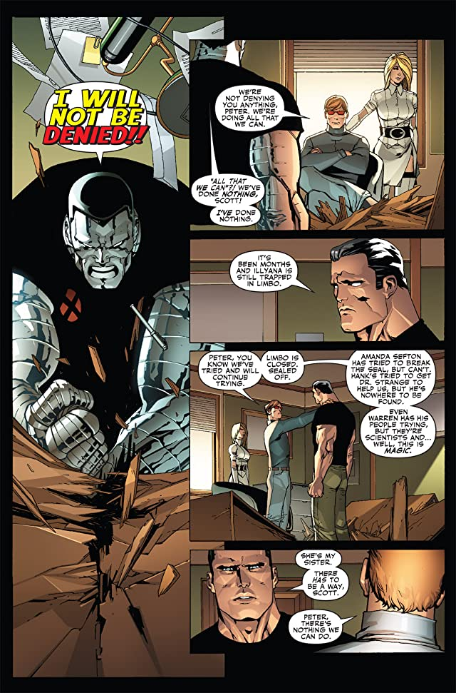 click for super-sized previews of X-Infernus #1 (of 4)