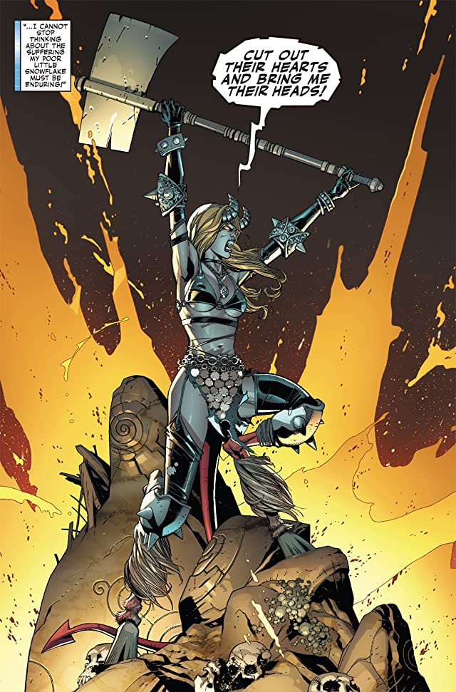 click for super-sized previews of X-Infernus #1