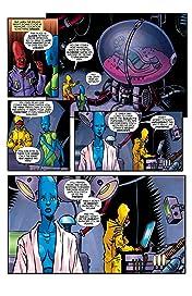 Martian Comics #1