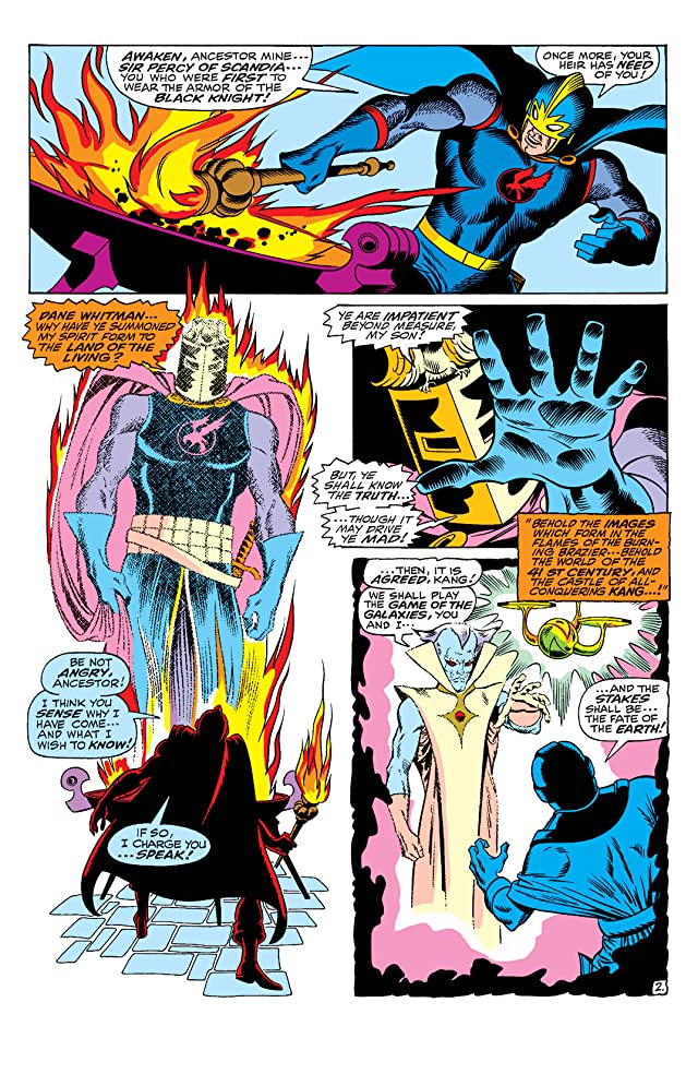 click for super-sized previews of Avengers (1963-1996) #71