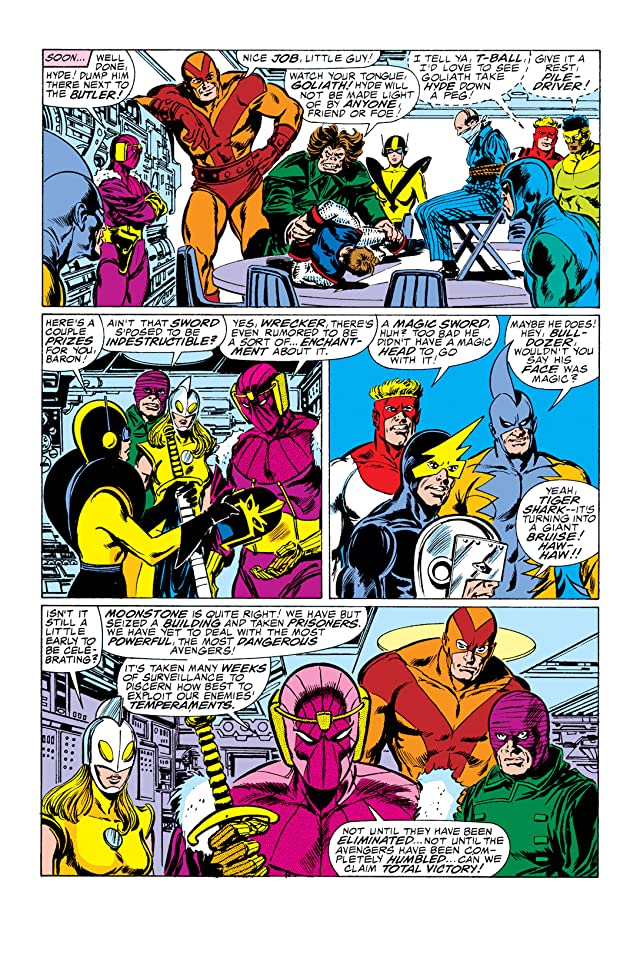 click for super-sized previews of Avengers (1963-1996) #274