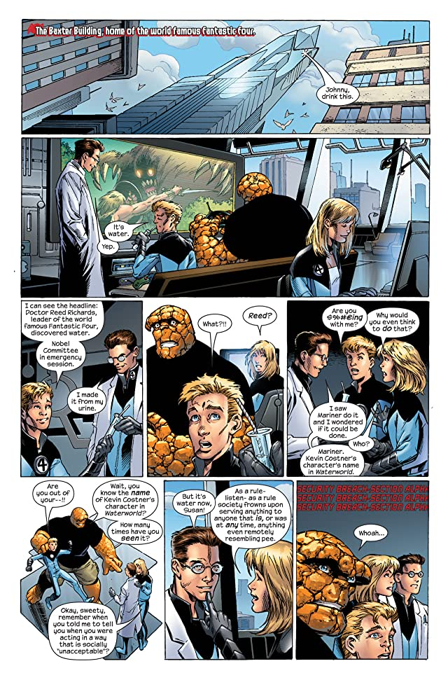 click for super-sized previews of Ultimate Spider-Man (2000-2009) #98