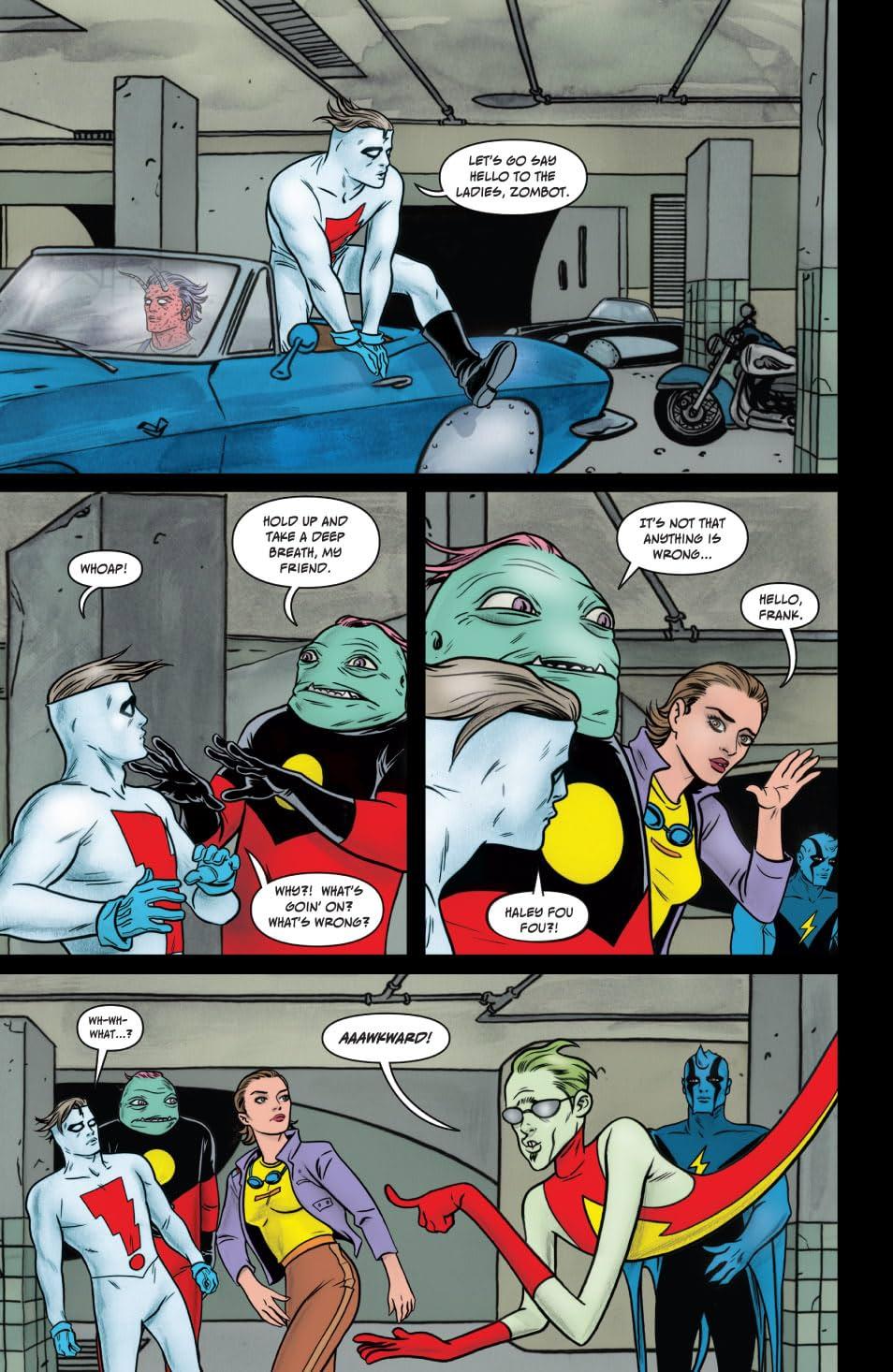 Madman: Atomic Comics #10