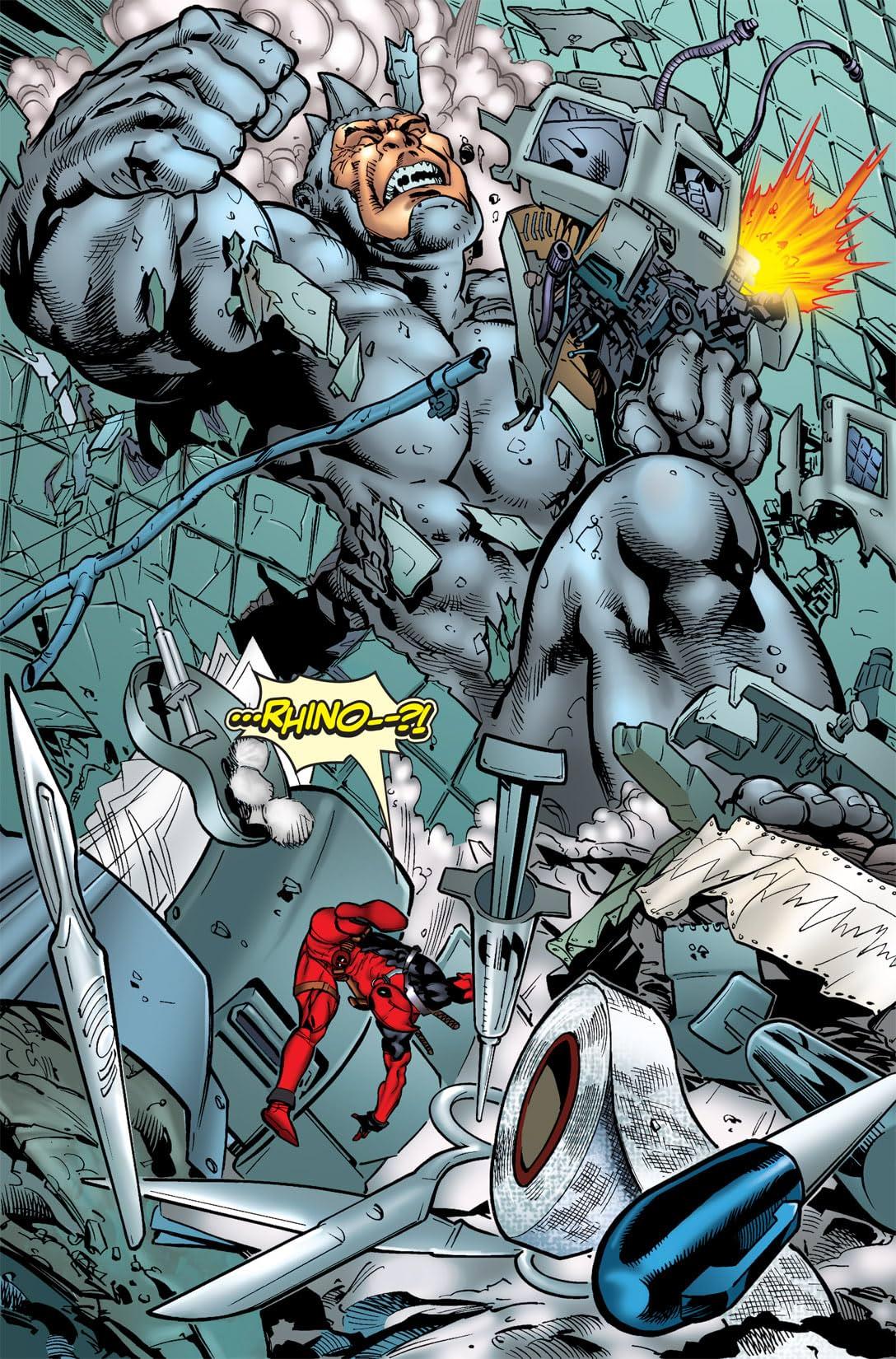 Cable & Deadpool #37